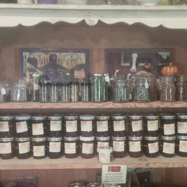 Homemade Jams, Jellies & Raw Honey